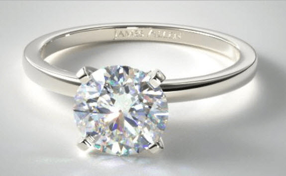 A GROOM'S GUIDE TO SOLITAIRE RINGS