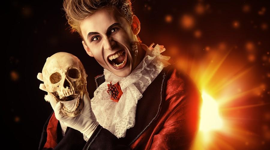vampire costume man adult