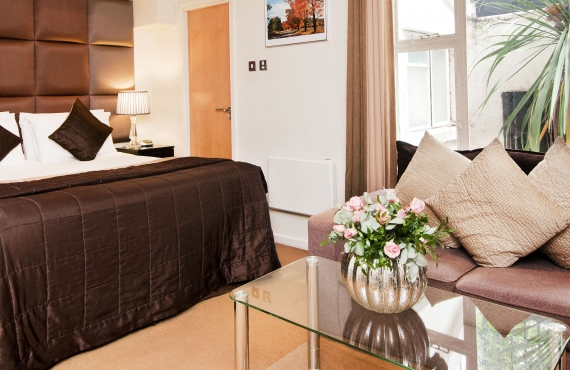 Hotels-apartments