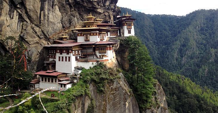 Taktshang Lhakhang Paro Bhutan