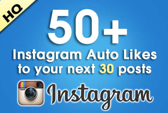 Avail The Auto Likes For Instagram Profile Through Online