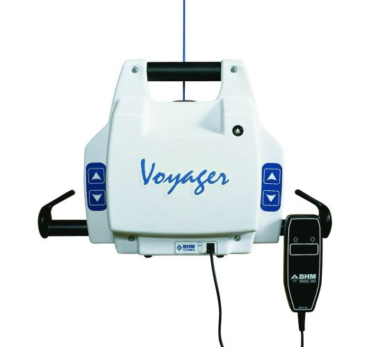 Voyager Ceiling Hoist - The Best Turning and Repositioning Solution