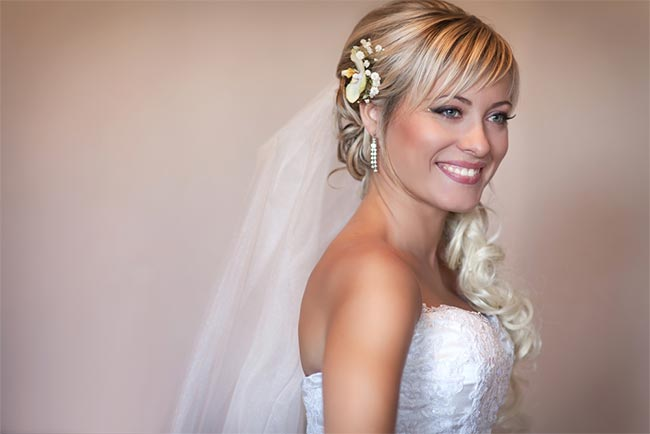 Ideas for Bridal Hairstyles
