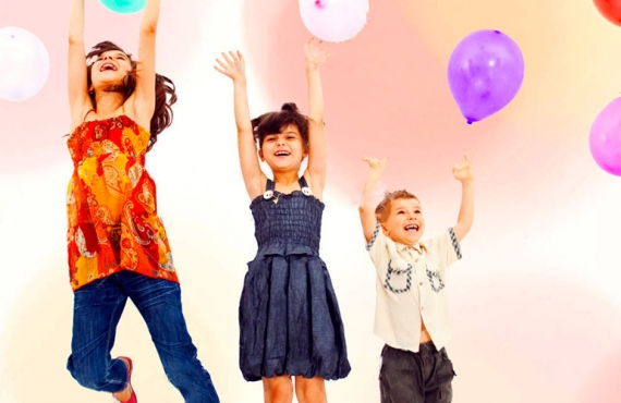 Luxurious And Dynamic Party For Your Kid
