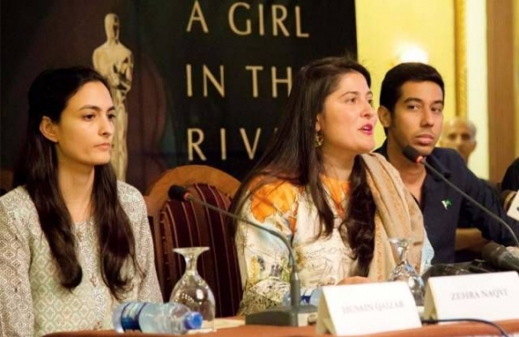 Sharmeen Chinoy-The Wonder Woman Of Pakistan