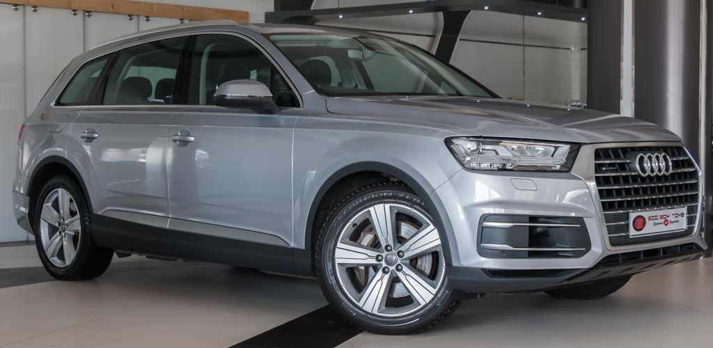 What Is The Difference Between Audi Q7 2015 and Audi Q7 2017?