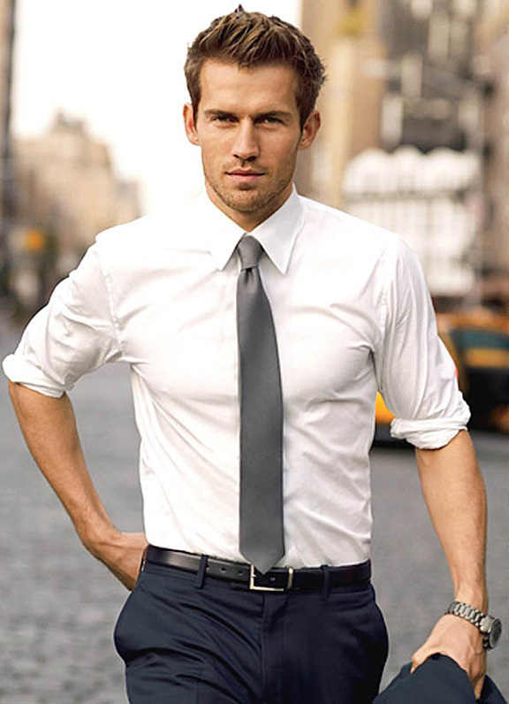Various Models Of Dress Shirts For Men