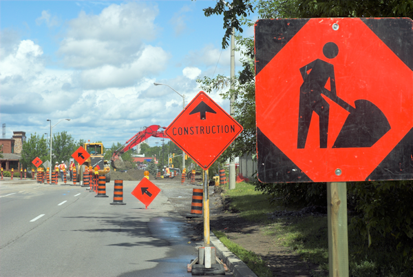 What Is The Importance Of Construction Signs!