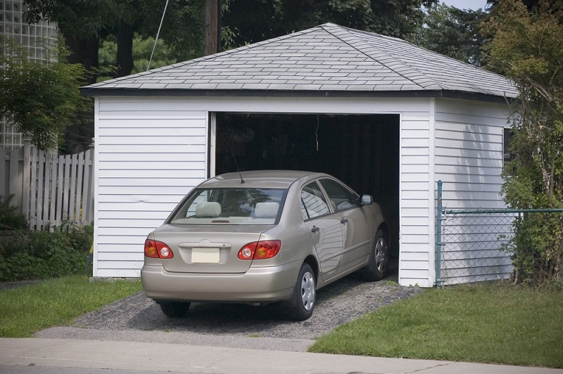 Extension Garage