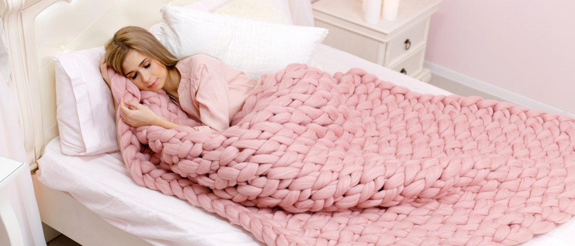 How Weighted Blankets Are Helping The Anxiety Patients?