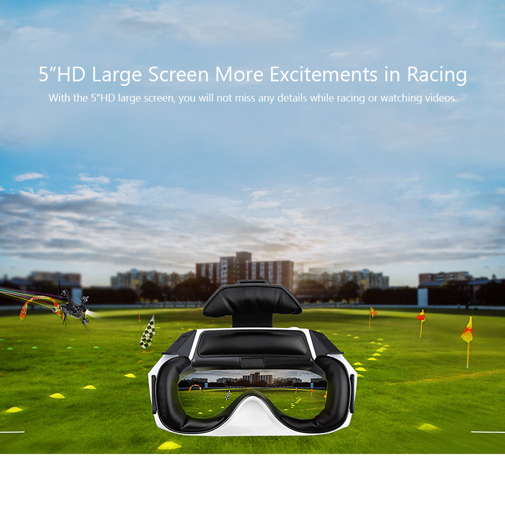 A Short Overview Of Walkera Goggle 4