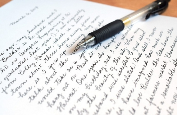 Interesting Realities On Your Handwriting