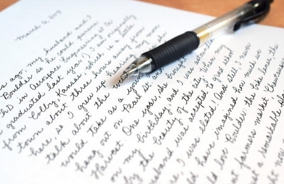 Interesting Realities On Your Handwriting