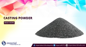 Affordability Combines Quality With Casting Powder Manufacturers