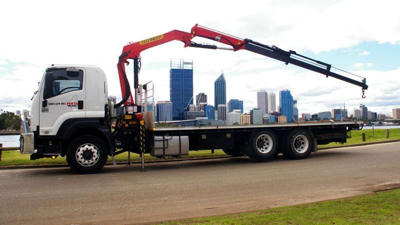 Hiab Haulage Cranes Lifeline Of Various Industries