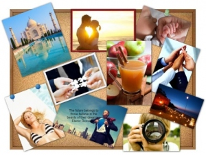 Try These 5 Things When You First Start Virtual Vision Board!