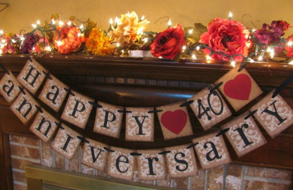 Perfect Idea For Celebrating Anniversary For Parents