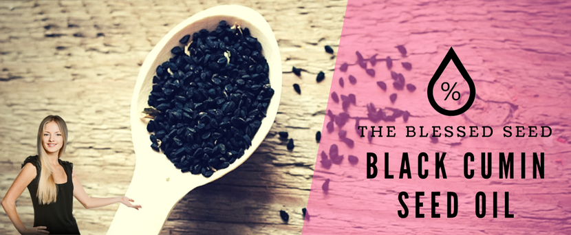 Cumin Seeds or Black Seeds are The Blessed Seeds To Use Every Day!