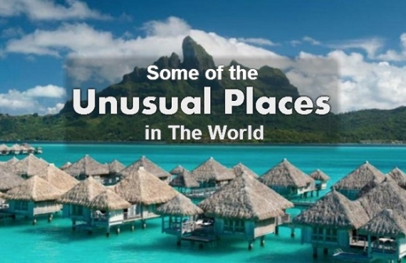 Unusual Holiday Destinations