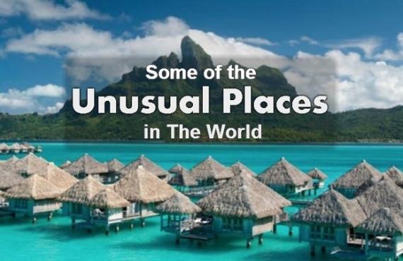 Unusual Holiday Destinations