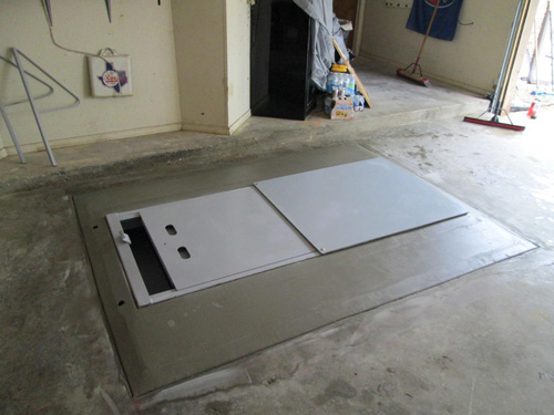 Garage Floor Shelters - The Life Saviour During Storms
