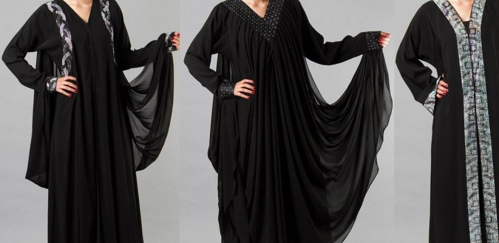 Flaunt Your Culture In Your Abaya