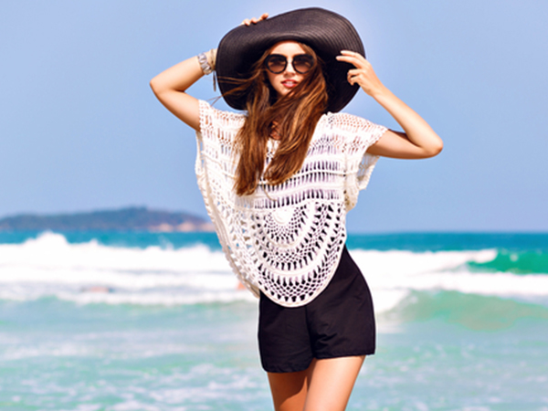Top 10 Ways To Dress Up For A Beach