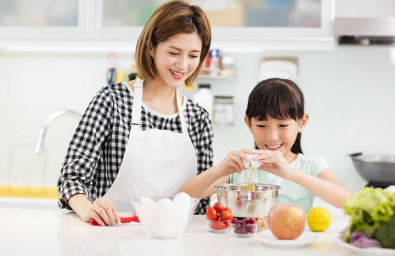 10 Ways To Develop A Taste For Healthy Foods In Young Kids