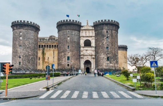 Naples: City Of Fortifications