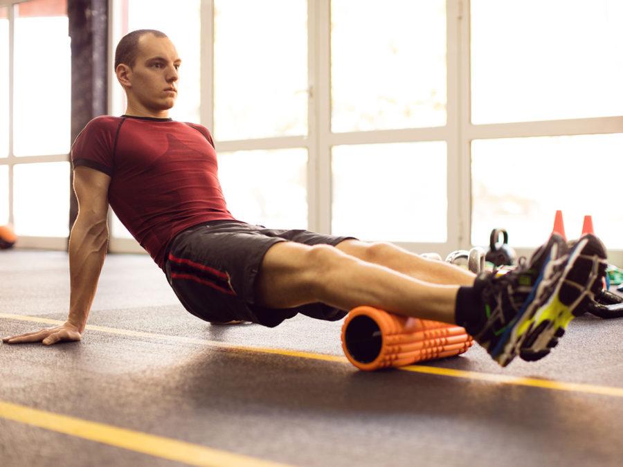 2 Foam Roller Exercises For The Legs