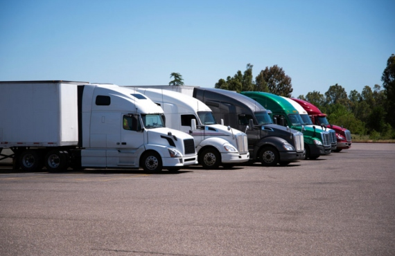 Trailer Truck Parking: Some Great And Easy Trailer Truck Backing Tips For New Drivers